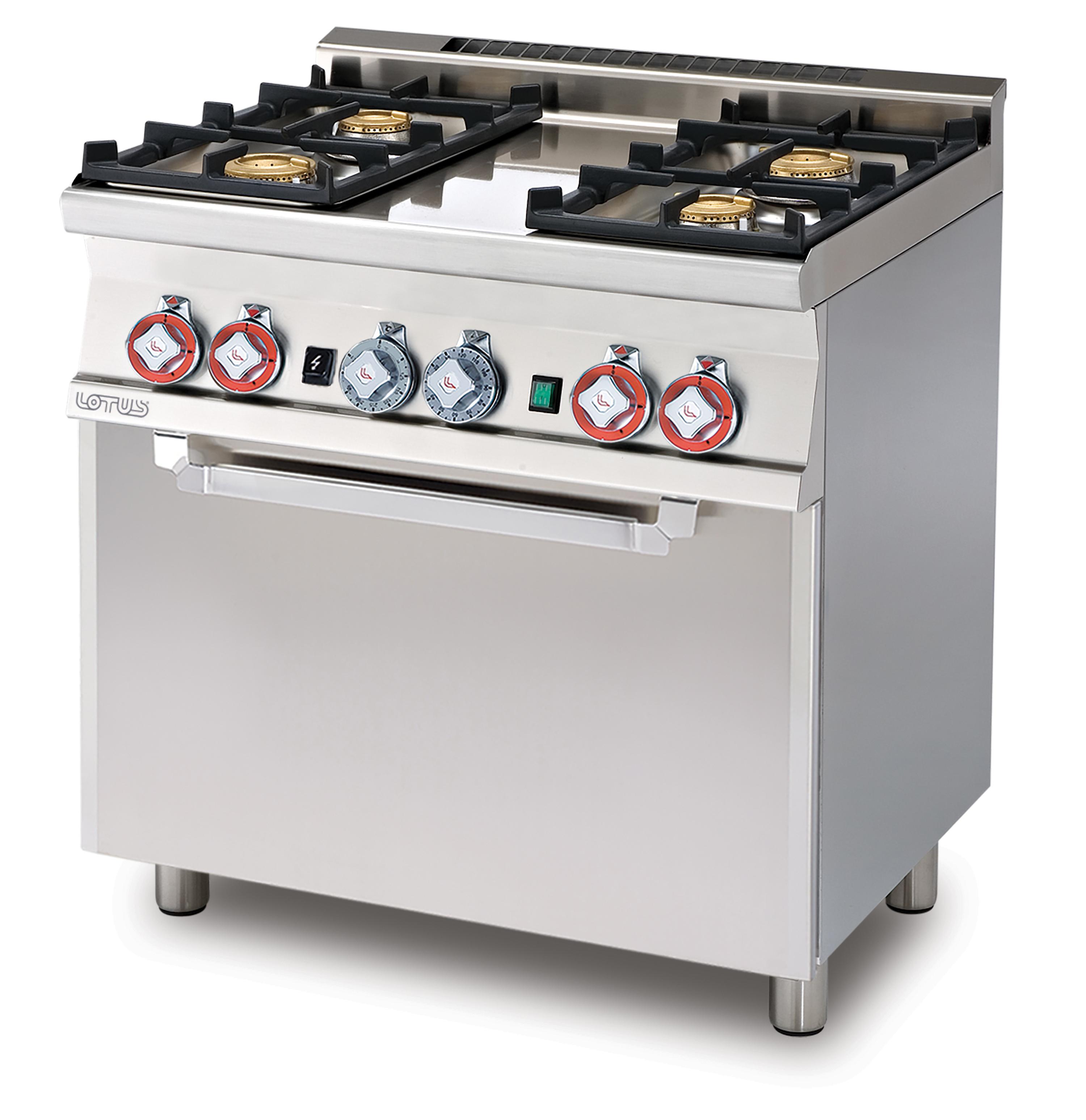 Cucine Professionali Usate Torino.Cucine Industriali Lotus Spa Ampia Gamma Di Cucine