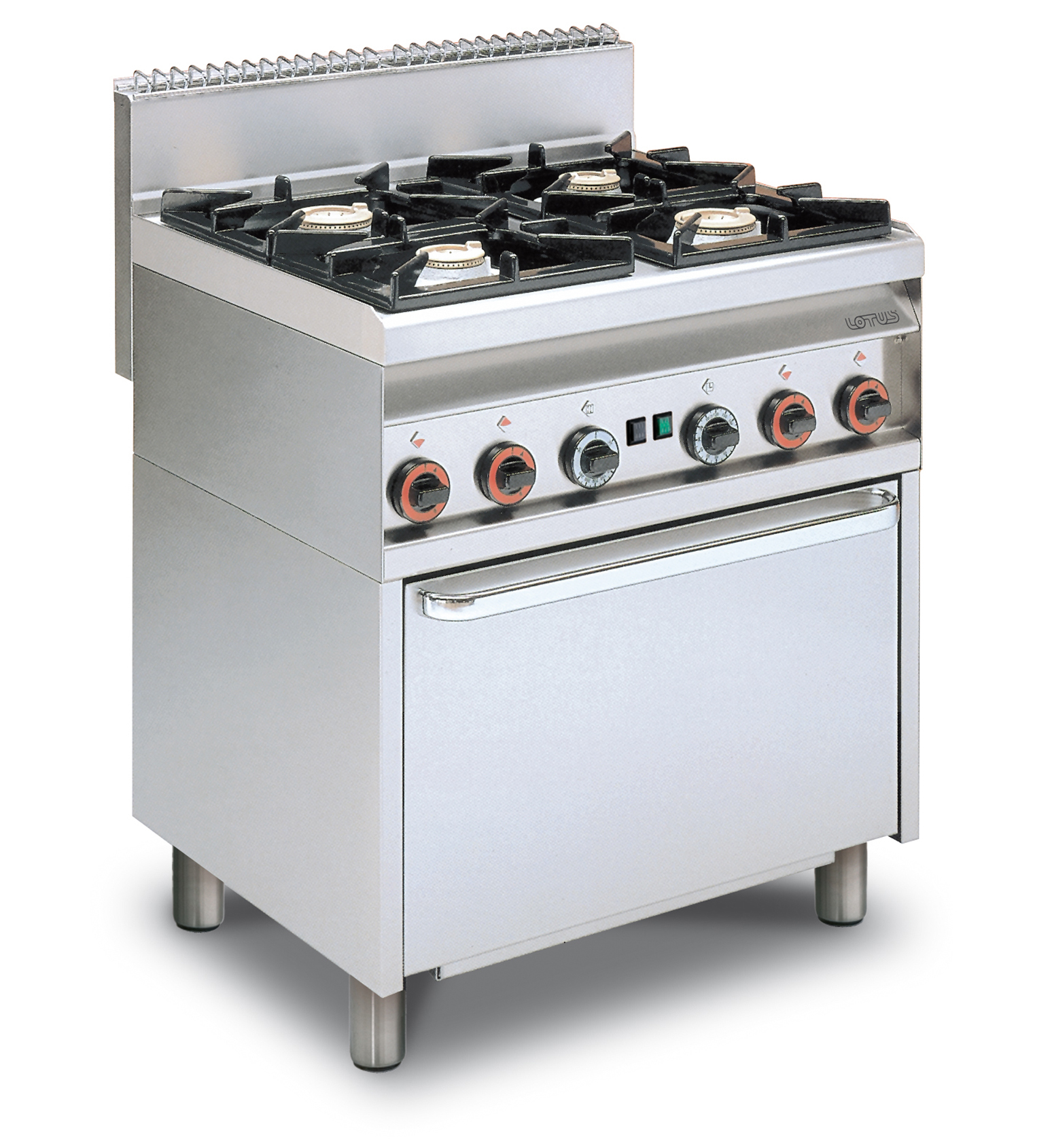 Cucine Industriali - Lotus SpA - ampia gamma di cucine industriali ...