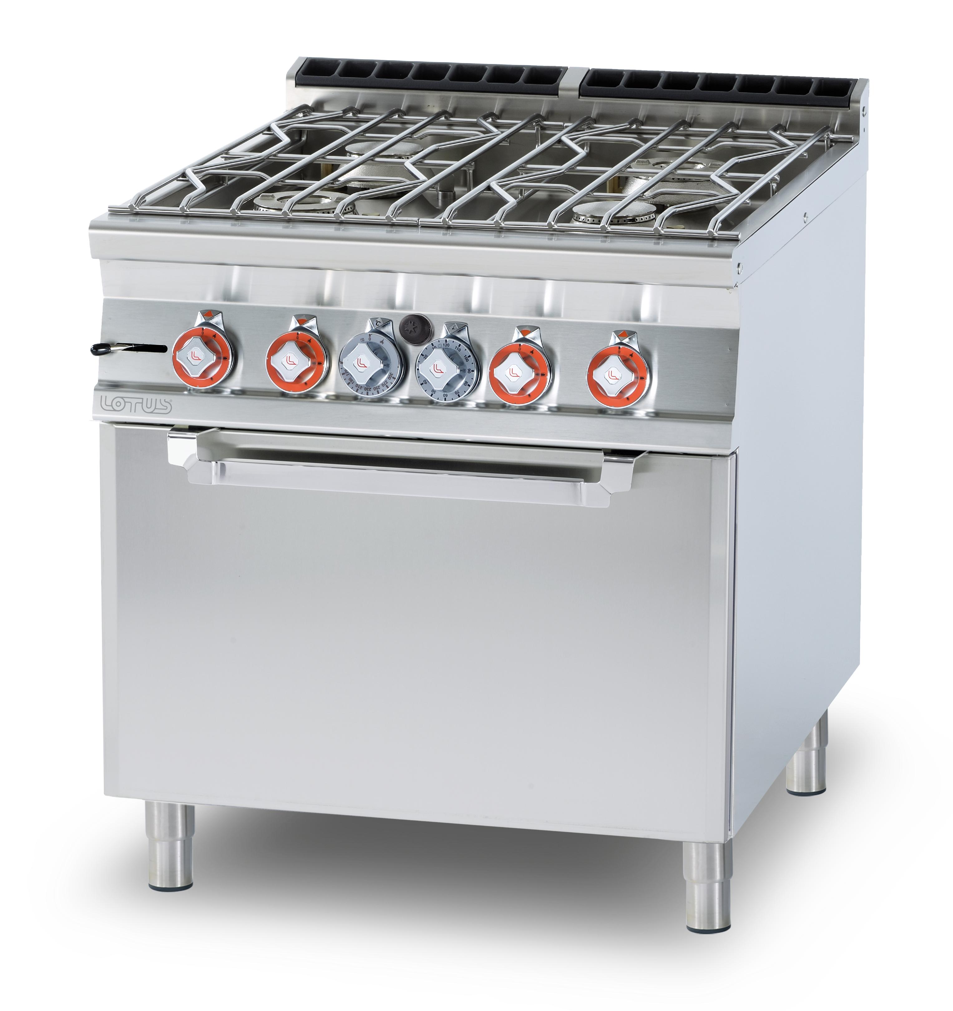 Lotus 90 iperlotus cucina acqua a gas - Manutenzione cucina a gas ...
