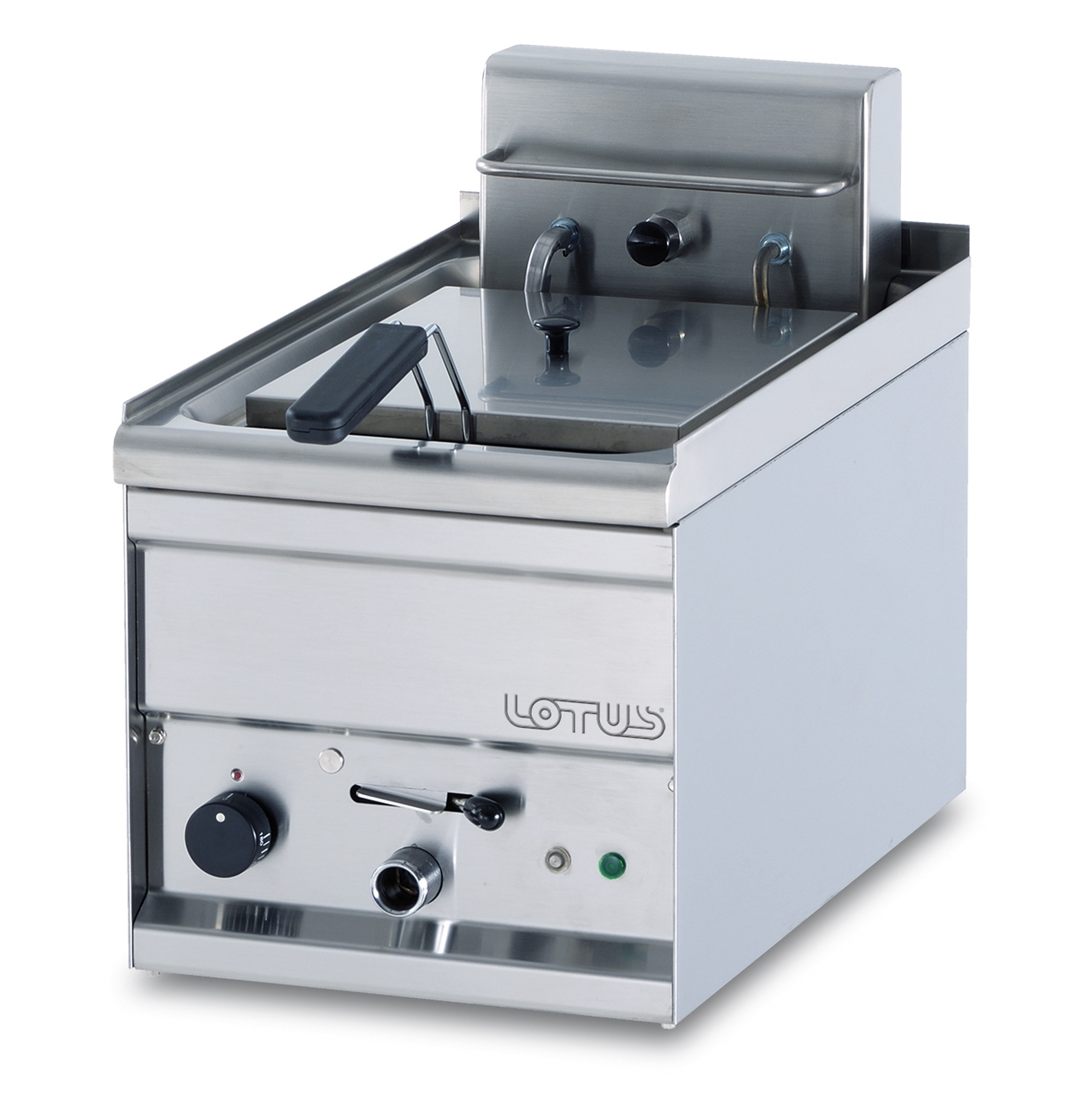Lotus 50 snack friggitrici elettriche for Friggitrice piccola