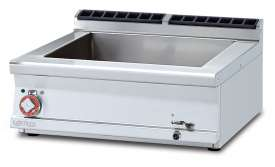 Bain marie threephase - Bowl for GN 2/1 15h (included 1 Head end filler strip mod.TPA-7)