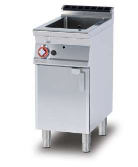 Gas multi-function fixed braising pan Bowl 30x51x10h (included 1 Head end filler strip mod.TPA-7)