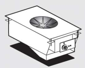 Three-phase induction cooking